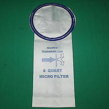 Proteam Raven Oreck 6 Quart Backpack Micro Allergen Bag 100431 [2 Loose Bags] - $5.05