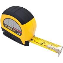 STANLEY STHT30825 LeverLock 25ft Tape Rule Measure - $29.84
