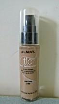 Almay TLC Truly Lasting Color 240 beige 16 hour make up! NEW! Unopened U... - $9.99
