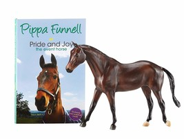 Breyer Pippa Funnell's Primmore's Pride Horse and Book - $45.48