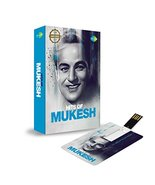 Music Card: Hits of Mukesh (320 Kbps MP3 Audio) [USB Memory Stick] Mukesh - $19.36