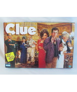 Clue 1998 Classic Detective Board Game Hasbro Parker Brothers EUC Bilingual - $13.74