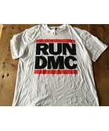 RUN DMC White T-Shirt SIZE:  Large NWT new Officially Licensed - $16.14
