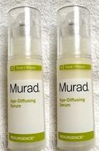 2-Murad Age Diffusing Serum   1 oz  x 2 New - $34.64