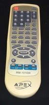 APEX Digital RM-1010W Remote Control - $9.50