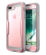Iphone 7 Plus Case, i-Blason iPhone 8 Plus Case, [Magma Series] (RoseGold) - $13.99