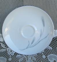 Old Vintage Johann Haviland Saucer Silver Wheat Pattern ~ Bavaria Germany - $8.90