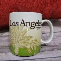 NEW Starbucks Los Angeles City Mugs Collector Series 16 OZ - 2009 - $55.17