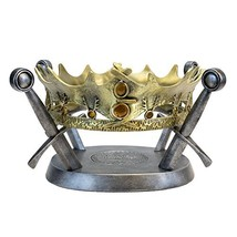 Factory Entertainment Game of Thrones Robert's Crown Replica Limited Edi... - $368.42