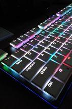 Micronics K940 Mechanical Gaming Keyboard English Korean Red Chocolate Switch image 4