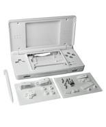 Nintendo DS Lite Full Replacement Housing Shell Screen Lens Polar White ... - $13.88