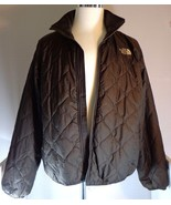 The North Face Jacket Mens Brown Quilted Lightweight Size Large - $89.95