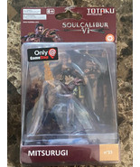 Soul Calibur VI Mitsurugi Totaku Figure First Premiere Edition SCVI 6 Ex... - $12.86