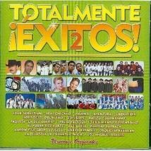 Totalmente Exitos #2 CD - $4.95