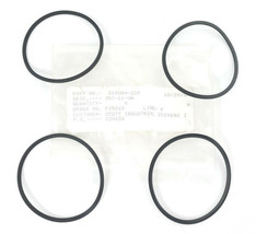 LOT OF 4 NEW SCOTT INDUSTRIAL SYSTEMS SKC-11-VN O-RINGS 319084-229, SKC11VN