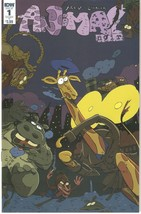 Animal Noir (All 4 Issues) IDW - $17.60