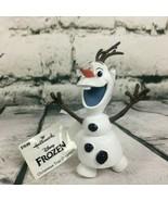 Hallmark Disney Frozen 3.75 Olaf Snowman Christmas Tree Ornament Decorat... - $8.90