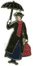 Disney Mary Poppins Holding Umbrella Pin - $11.11