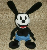 "10"" Disney Parques Oswald The Lucky Conejo Mickey Mouse Peluche Plush Toy - $32.38"