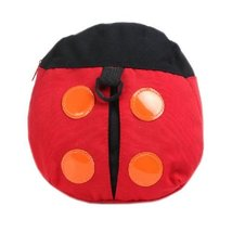 Ladybird Infant Knapsack Baby Bag Toddler Backpack Prevent From Getting Lose