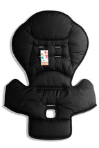 The black seat pad cover for high chair Peg Perego Prima Pappa Diner - $57.00