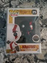 Kratos God of War Funko POP Games #25 Vinyl Figure Gamestop Exclusive VA... - $39.60