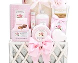 All The Roses: Tea Rose Spa Gift Basket
