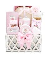 All The Roses: Tea Rose Spa Gift Basket - $89.99