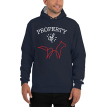 Property Of A Dog Champion Hoodie - $55.00+