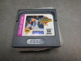 World Series Baseball '95 (Sega Game Gear) - $4.99