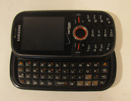 Samsung Intensity SCH-U450 (Black) - Verizon Cell Phone   - $11.38