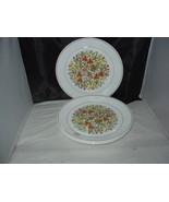 "(5) Corelle INDIAN SUMMER 10"" Dinner Plates - $5.99"