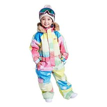 Little Kid's One Piece Overall Snowsuits Ski Suits Jackets Coats Jumpsui... - $89.60