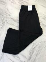 Women's Liz Claiborne Black Wide Leg Dress Pants Size M NWT  - $14.24