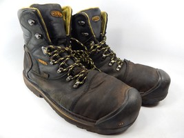 Keen Milwaukee Size US 13 M (D) EU 47 Men's Steel Toe Work Boots Shoes 1009173