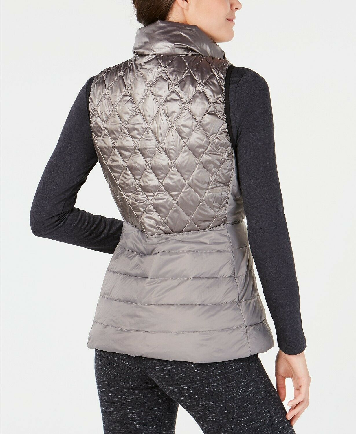 Calvin Klein Performance Plus Size Quilted Down Vest