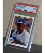1990 Upper Deck Ken Griffey Junior #156 PSA 9 - $35.00