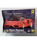 REVELL ENZO FERRARI 2003 Model Skill Level 3 Scale 1:24 99% Complete - $10.84