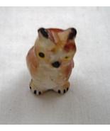 Miniature Owl Porcelain - $9.99