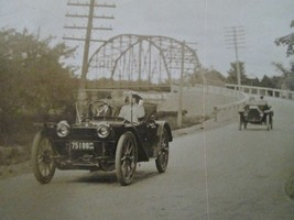 Early 20th century vintage photo of Stutz and Buick cars excellent condi... - $39.99