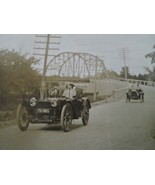 Early 20th century vintage photo of Stutz and Buick cars excellent condition - $39.99
