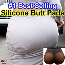 US # 1 Silicone Buttocks Pads Butt Enhancer body Shaper Panties Waist trainer - $18.52+