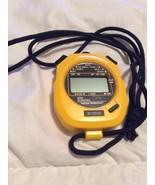 Sper Scientific 810035 Large Display Water Resistant Stopwatch Needs Bat... - $24.95