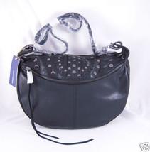 Rebecca Minkoff Lovespell Roadie Crossbody Bag BLK NWT - $408.97