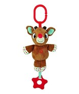Kids Preferred Rudolph On-the-Go Musical Toy - $8.86
