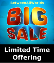 Limited time offering sale thumb200