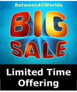 Big Sale Mon-Tue PickAny3 Spells Or Spirits Read b4u Buy BetweenAllWorld... - $239.00