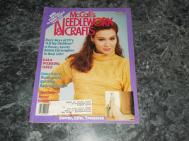 McCall's Needlework & Crafts Magazine February 1988 Brides Garter - $2.69