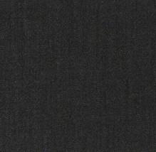 Maharam Kvadrat Basel MCM Black Wool  Upholstery Fabric 1.625 yds 466214... - $18.53