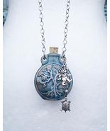 Grateful Dead Tree of Life Bottle Pendant Necklace  Urn  Oils  - $29.99